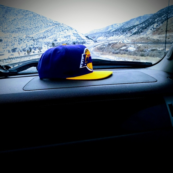 Other - Official Lakers ball cap